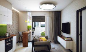 Как обустроить малогабаритную квартиру