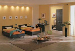 Мебель для гостиниц – удобство для отдыхающих