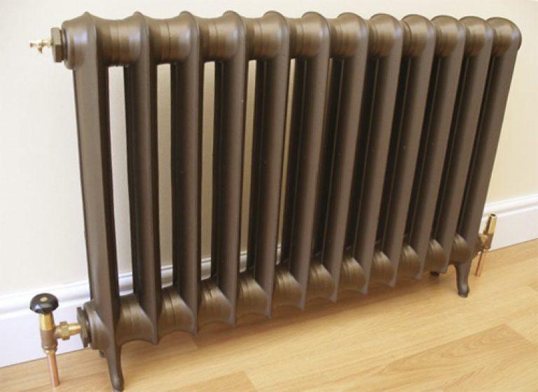 Отличительные свойства и достоинства чугунных радиаторов