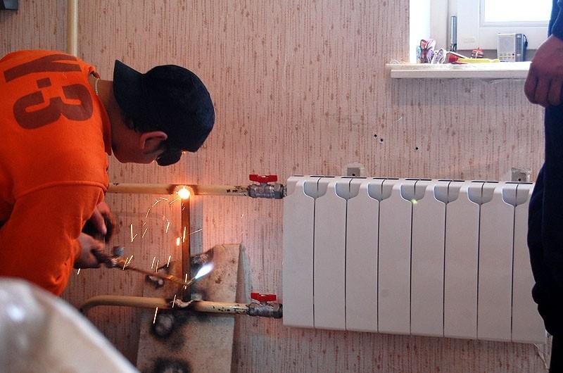 Советы перед установкой радиаторов отопления и котлов в домах