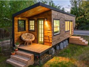 Дачные деревянные дома и мебель